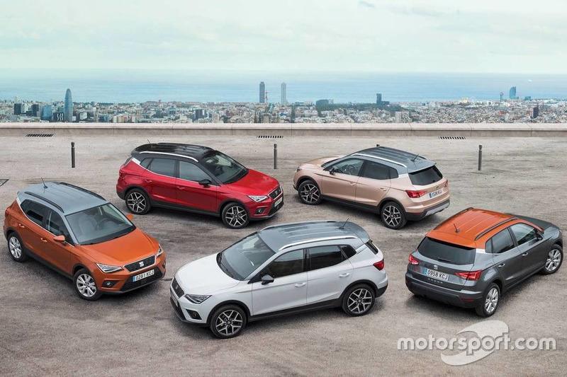 Automotive Diez coches de diez marcas