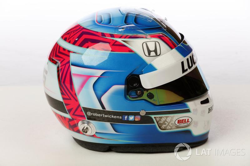 #6: Robert Wickens, Schmidt Peterson Motorsports, Honda