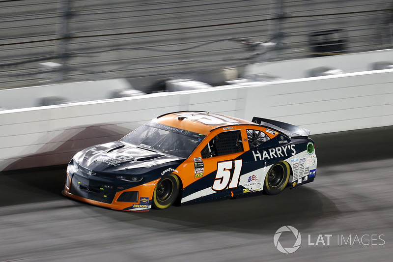 29. Джастін Маркс, No. 51 Rick Ware Racing Chevrolet Camaro