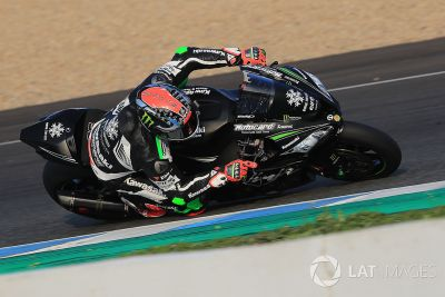 Jerez January testing