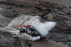 #307 X-Raid Team Mini: Орандо Терранова, Бернардо Грауе