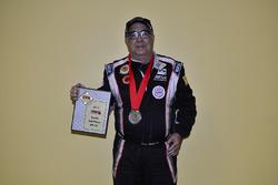 FARA MP1A Sprint Runner-Up Juan Vento