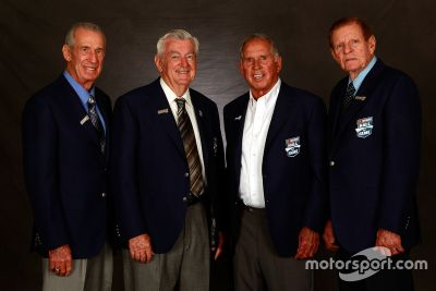 2011 NASCAR Hall of Fame induction