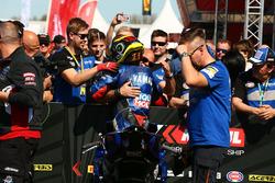 Polesitter Sandro Cortese, Kallio Racing