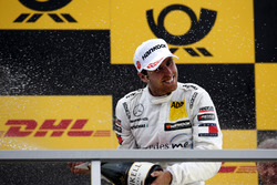Podium: Daniel Juncadella, Mercedes-AMG Team HWA