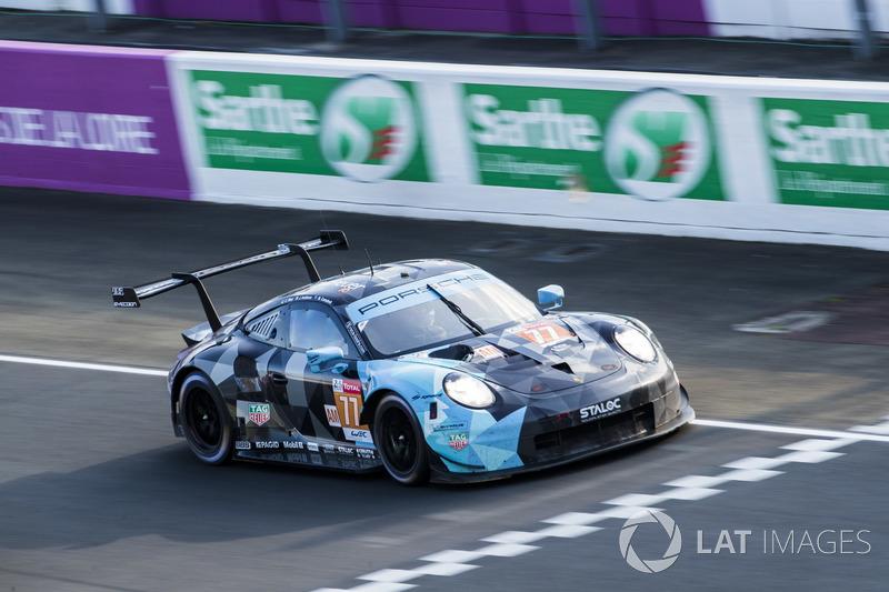 3. LMGTE-Am: #77 Proton Competition, Porsche 911 RSR