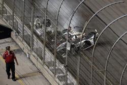 Вілл Пауер, Team Penske Chevrolet, Закарі Кламан де Мело, Dale Coyne Racing Honda