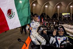Abraham Calderon and Memo Rojas of Team Mexico