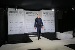 Sergey Sirotkin, Renault Sport F1 Team Test Driver at Amber Lounge Fasion Show