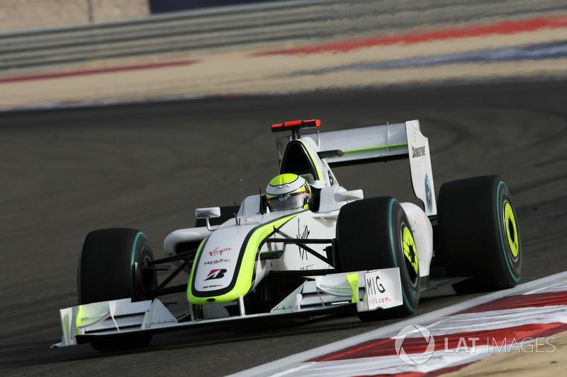 2009: Jenson Button, Brawn-Mercedes BGP 001