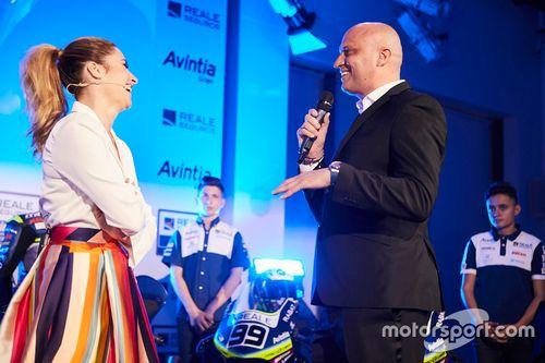 Avintia Racing MotoGP presentación