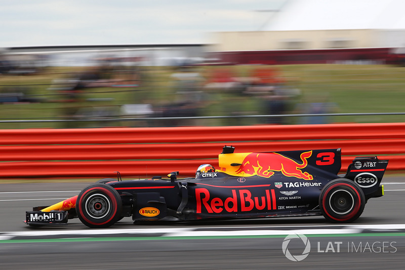 Даніель Ріккардо, Red Bull Racing RB13