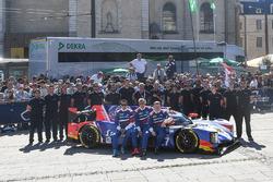 #27 SMP Racing Dallara P217 Gibson: Mikhail Aleshin, Viktor Shaytar, Sergey Sirotkin