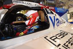 Mathias Beche, Vaillante Rebellion Racing Oreca 07 Gibson