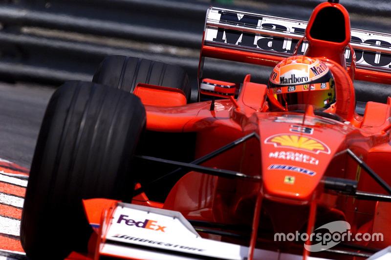 2000 год: Ferrari