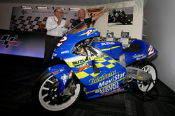 Suzuki RGV500 with which Kenny Roberts Jr. won the title in 2000