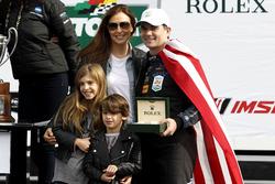 Jeff Gordon, Wayne Taylor Racing with his family