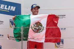 2. Alfonso Celis Jr., Fortec Motorsports