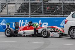 Мик Шумахер, Prema Powerteam, Dallara F317 - Mercedes-Benz