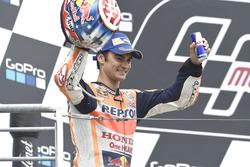 Podium: 3. Dani Pedrosa, Repsol Honda Team