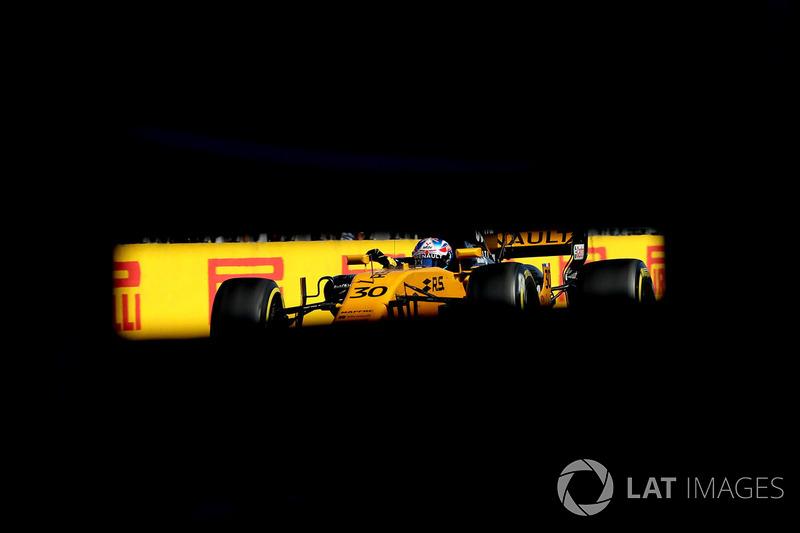 20. Jolyon Palmer, Renault