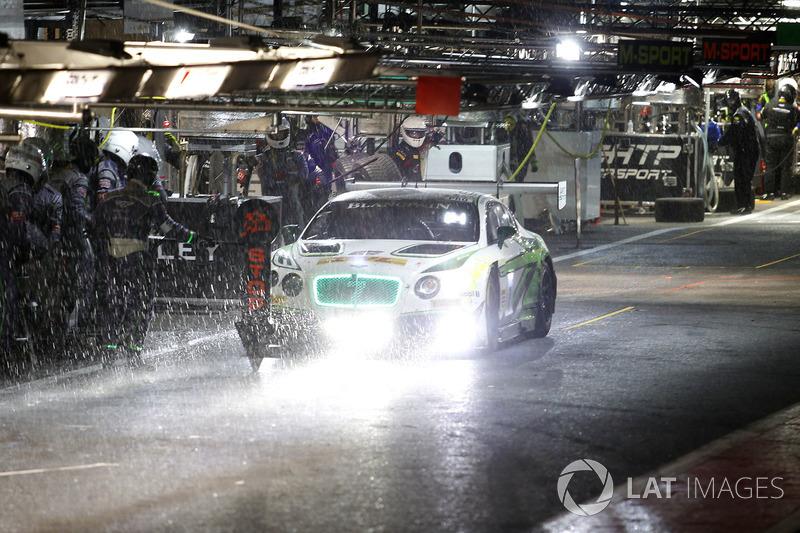 #7 Bentley Team M-Sport Bentley Continental GT3: Стівен Кейн, Гай Сміт, Олівер Джарвіс