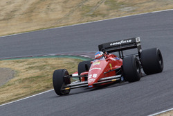 Jean Alesi, Ferrari F1/87