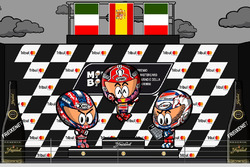 El GP de San Marino de MotoGP según MiniBikers
