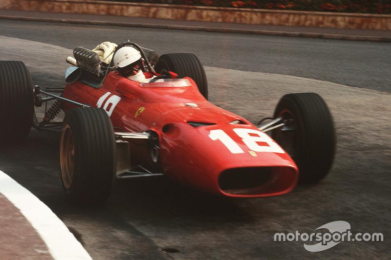 GP de Mônaco de 1967: morre Lorenzo Bandini