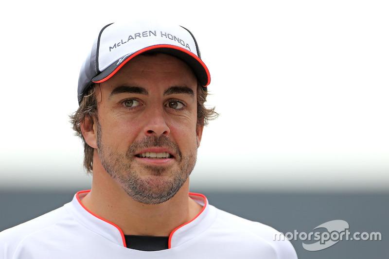 Fernando Alonso, McLaren F1