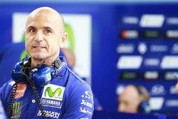 Массімо Мерегаллі, директор команди Yamaha Factory Racing