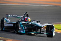 Митч Эванс, Panasonic Jaguar Racing