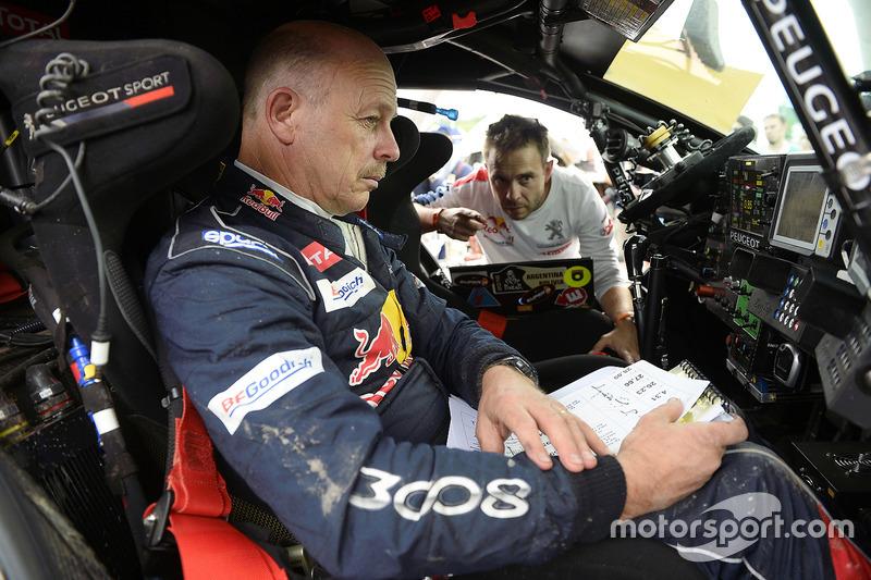 Jean-Paul Cottret, Peugeot Sport