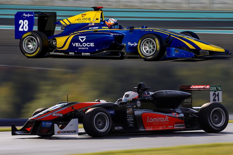 Un GP3 y un F3