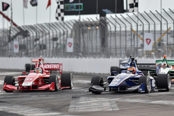 Matheus Leist, Carlin, Shelby Blackstock, Belardi Auto Racing