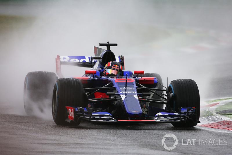 Гран При Италии: 12 место. Личный зачет: 4 очка, 17 место