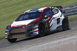 Andrew Jordan, Ford Fiesta