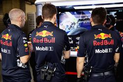 Red Bull Racing pitbox