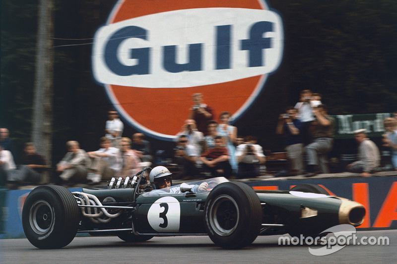 Jack Brabham, Brabham BT19 (1966)