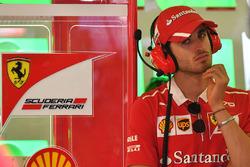 Antonio Giovinazzi, Ferrari Test and Reserve Driver