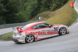 Benjamin Devaud, Toyota GT86, Swiss Race Academy