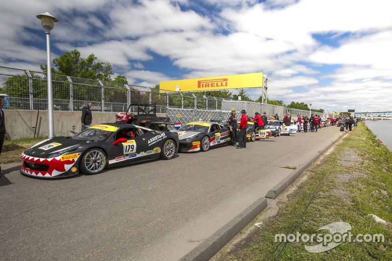#179 Ferrari of Ontario Ferrari 458: Fons Scheltema