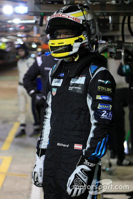 #77 Dempsey Proton Competition, Porsche 911 RSR: Richard Lietz