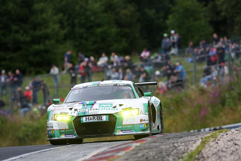 VLN 5: #28 Land Motorsport, Audi R8 LMS