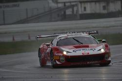 Leo-Cheever, Scuderia Baldini 27 Network,Ferrari 458 Italia-GT3 #72