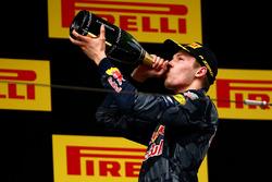 Подиум: третье место - Даниил Квят, Red Bull Racing