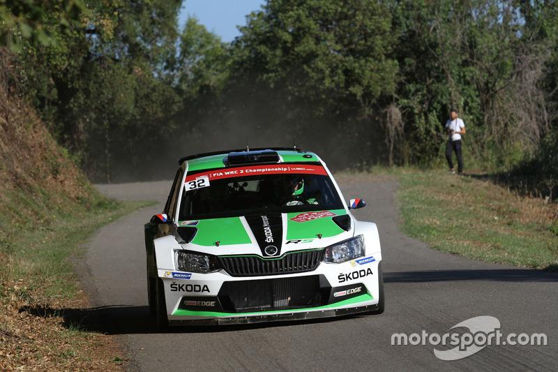 Kopecky Jan, Dresler Pavel, Skoda Fabia R5, Skoda Motorsport