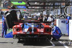 #67 Ford Chip Ganassi Racing Team UK Ford GT: Marino Franchitti, Andy Priaulx, Harry Tincknell