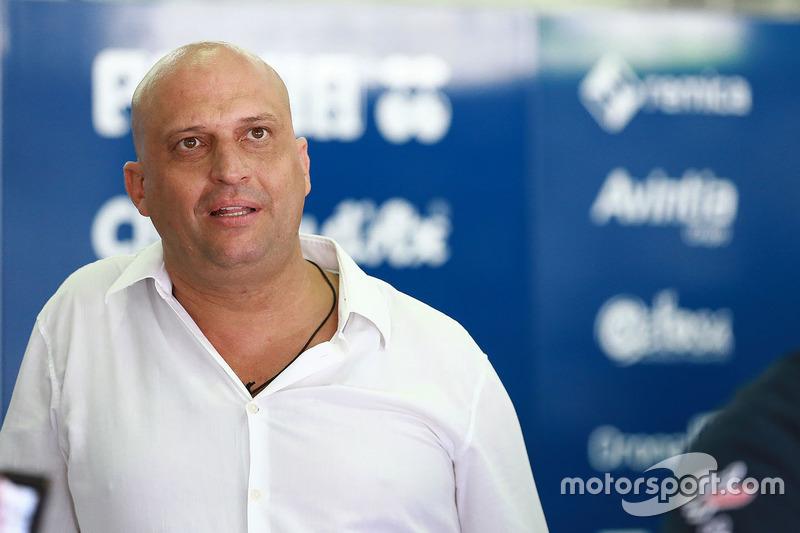 راؤل روميرو، أفينيتا رايسينغ