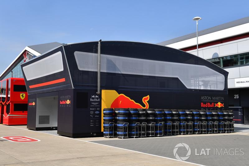 Le centre d'ingénierie de Red Bull Racing